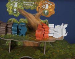 Видео: обзор настольной игры «Эверделл»