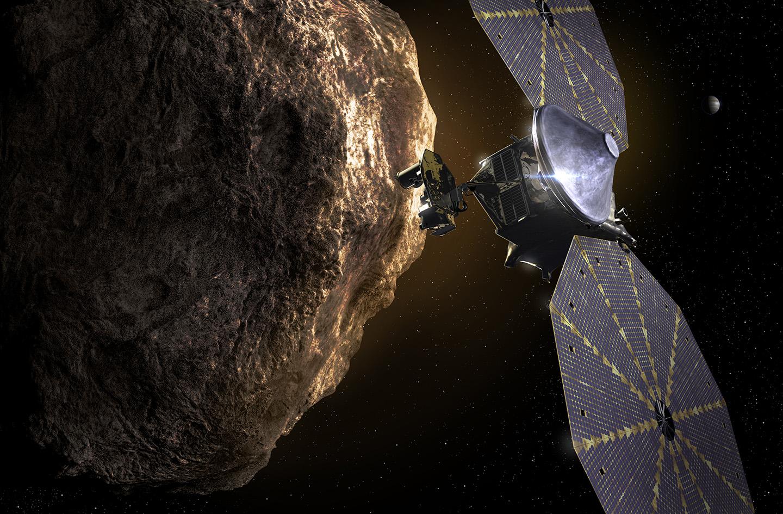 Охота на сокровища астероидов: золотая лихорадка будущего 9