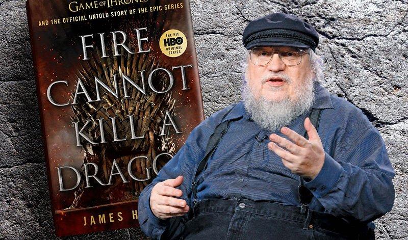 Тайны «Игры престолов»: что раскрыла книга о съёмках «Огонь не может убить дракона» 2