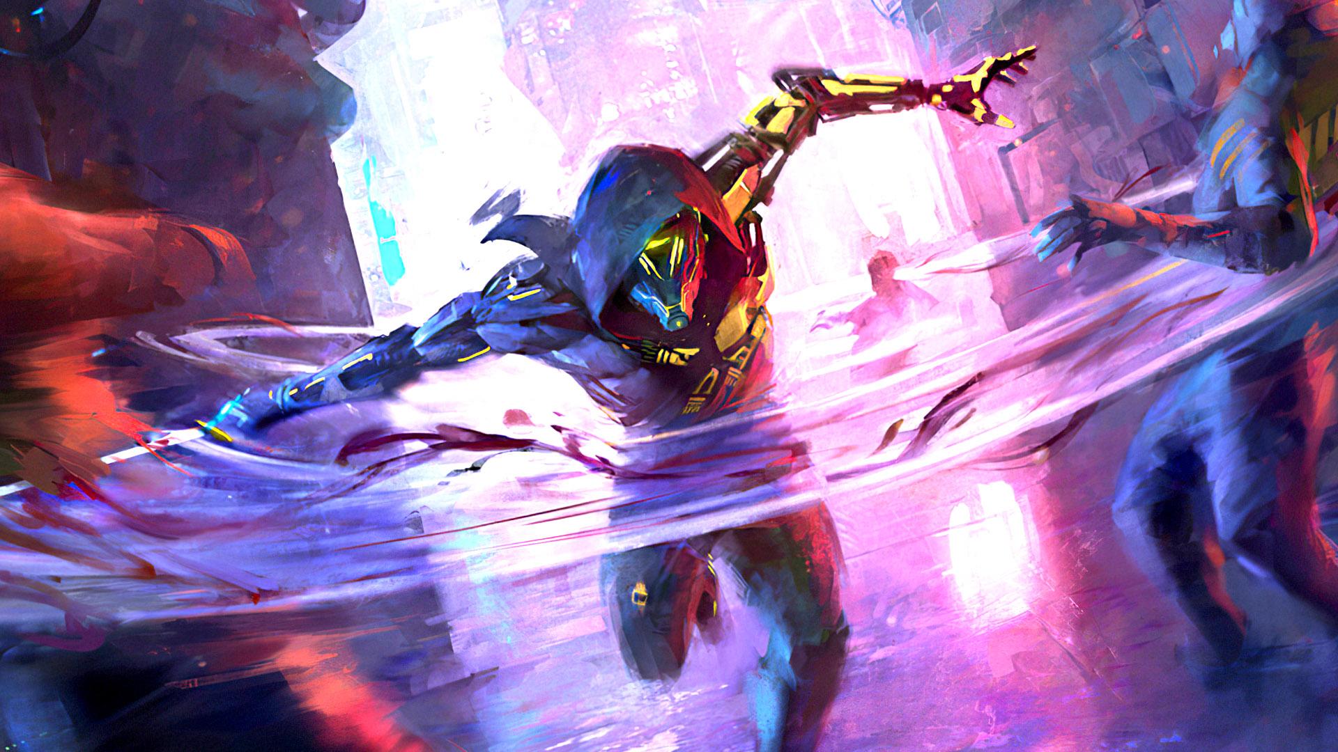 Ghostrunner — другая польская киберпанк-игра 2020 года 1