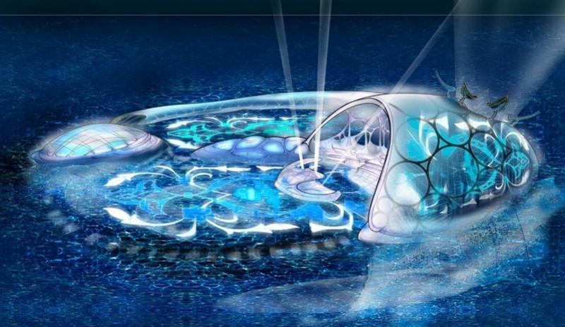 Подводные города в фантастике и в будущем 9