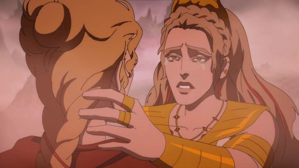 Сериал «Кровь Зевса»: античное фэнтези от создателей Castlevania 2