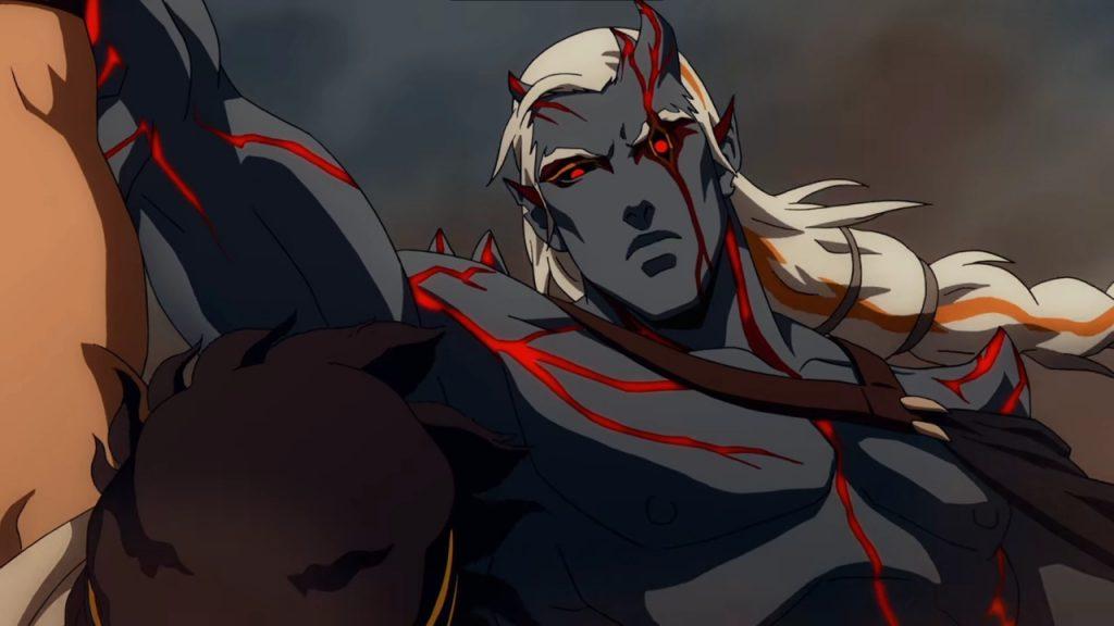 Сериал «Кровь Зевса»: античное фэнтези от создателей Castlevania 5