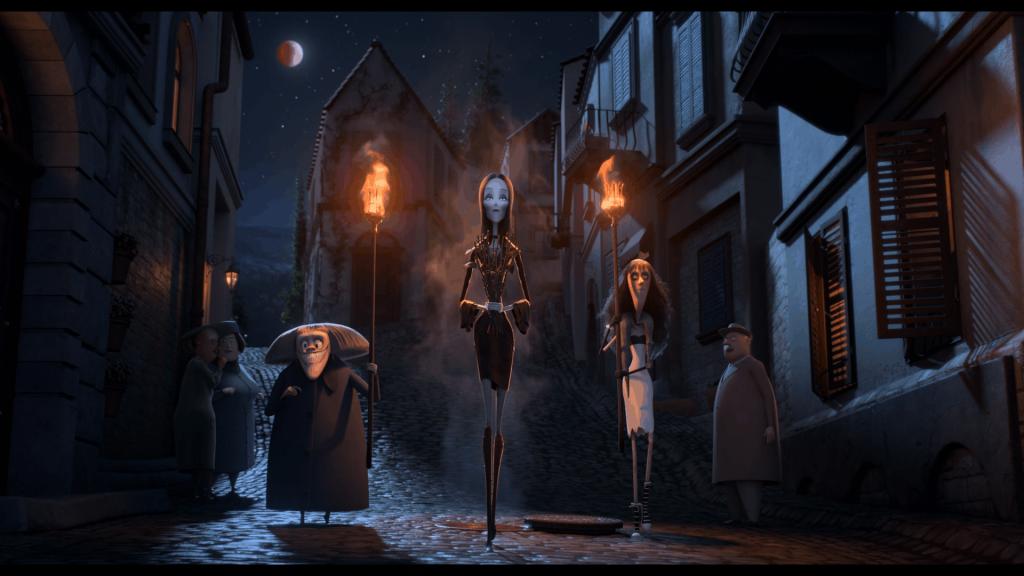 Новый мультфильм про Семейку Аддамс — это уродство и дешевизна 3