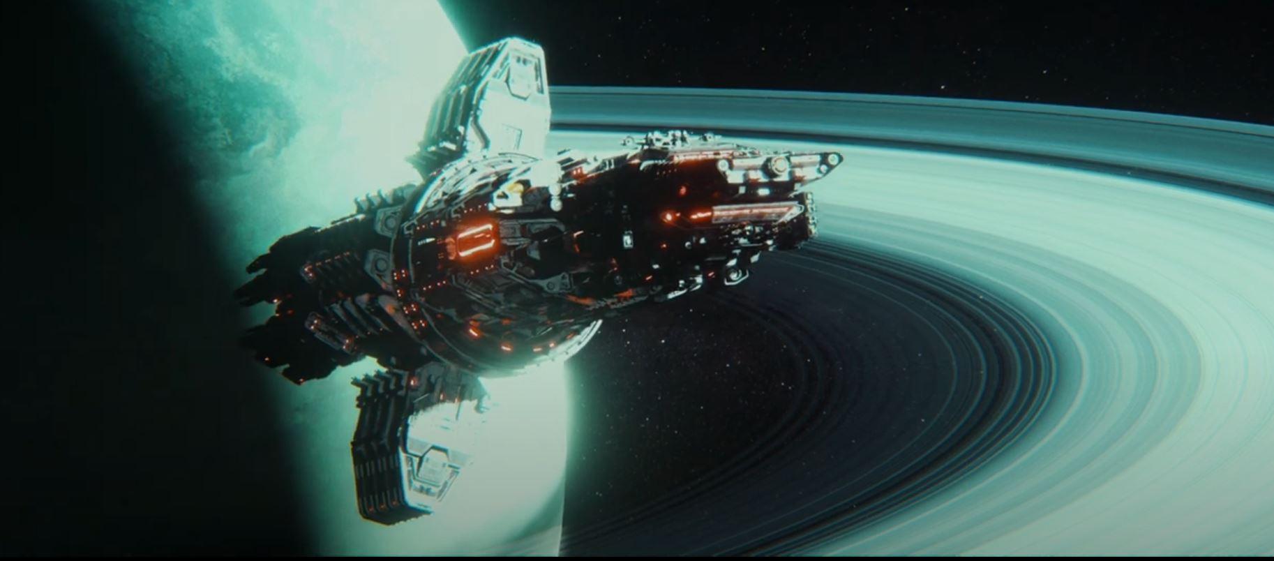 Короткометражка: фан-экранизация игры Among Us