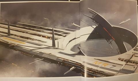 BioWare показала три коцнепт-арта новой Mass Effect. Игра продолжит трилогию и Andromeda?