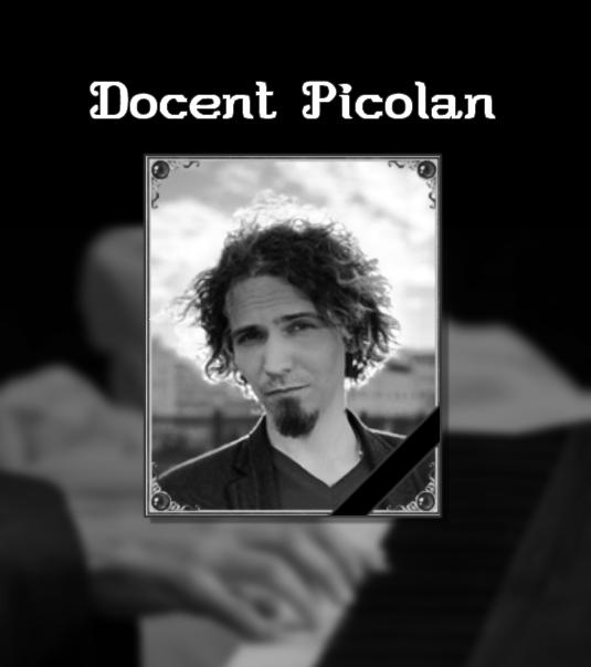 Умер Docent Picolan, координатор проекта Horn of the Abyss