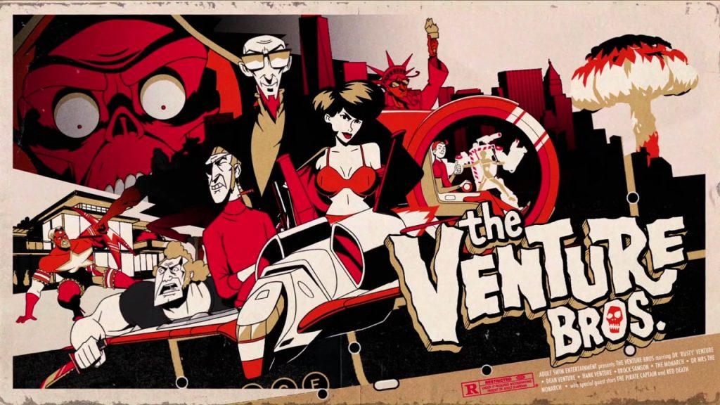 «Братья Вентура»: сериал, опередивший время (и с классной музыкой) 8