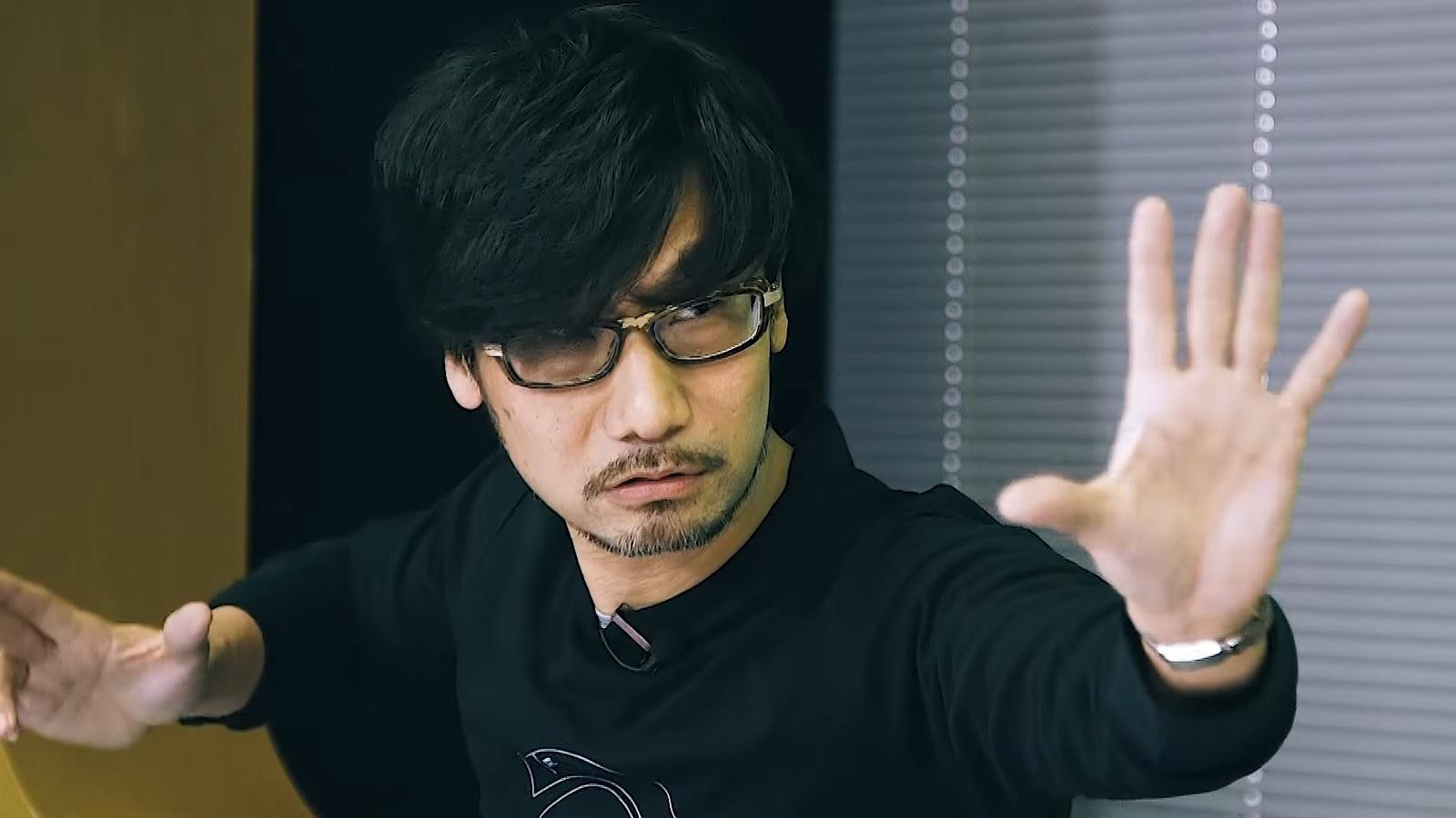В Cyberpunk 2077 есть камео Хидео Кодзимы — он выслушивает идеи для фильмов