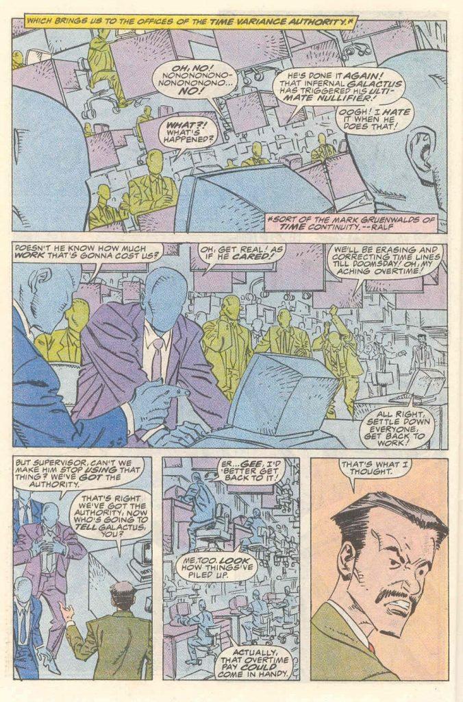 Полиция времени: всё о TVA из комиксов Marvel и сериала «Локи»
