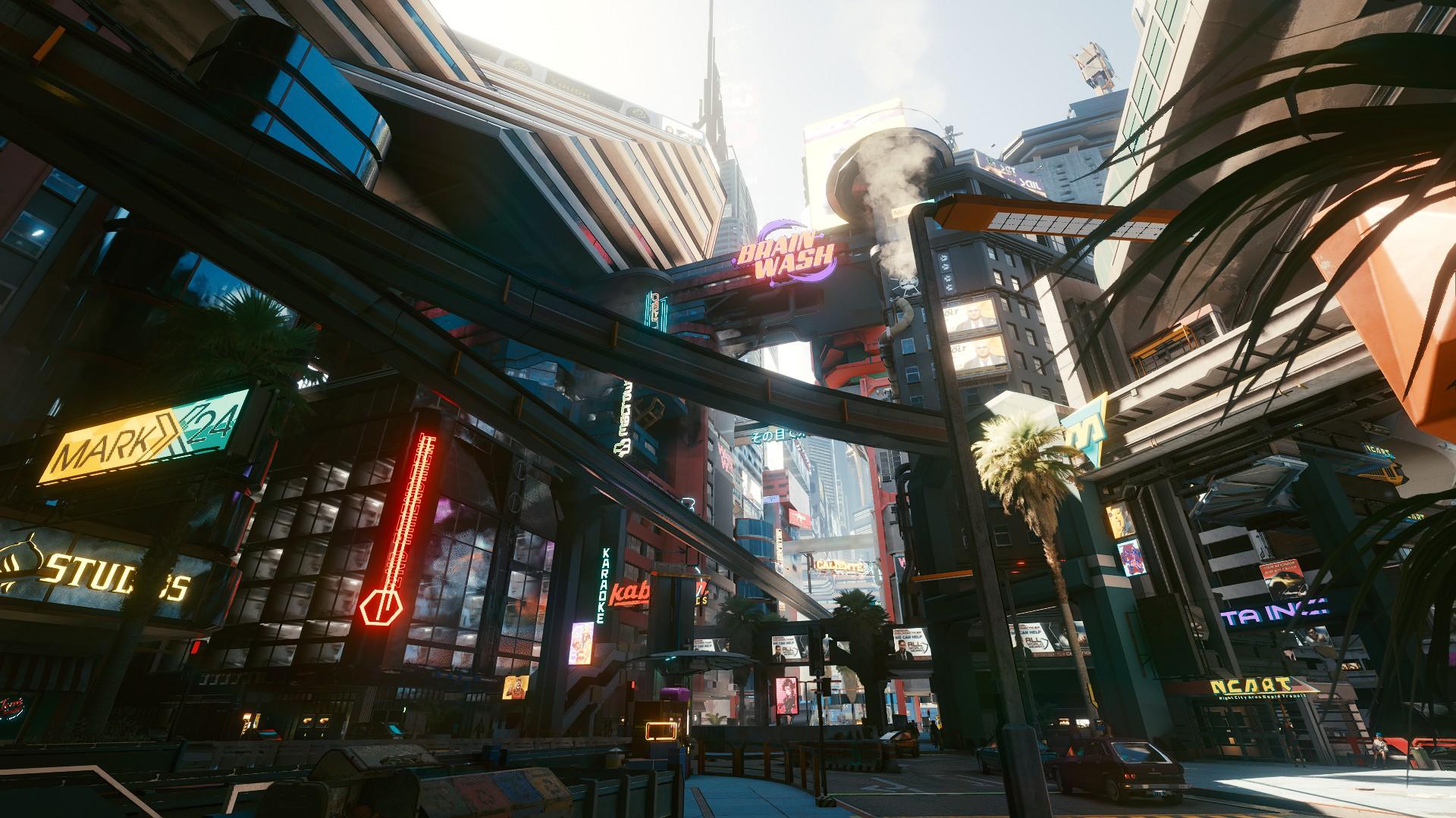 Cyberpunk 2077. Первые впечатления «Мира фантастики» 12