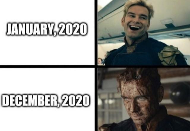 Фантастические новогодние пожелания на 2021-й 6