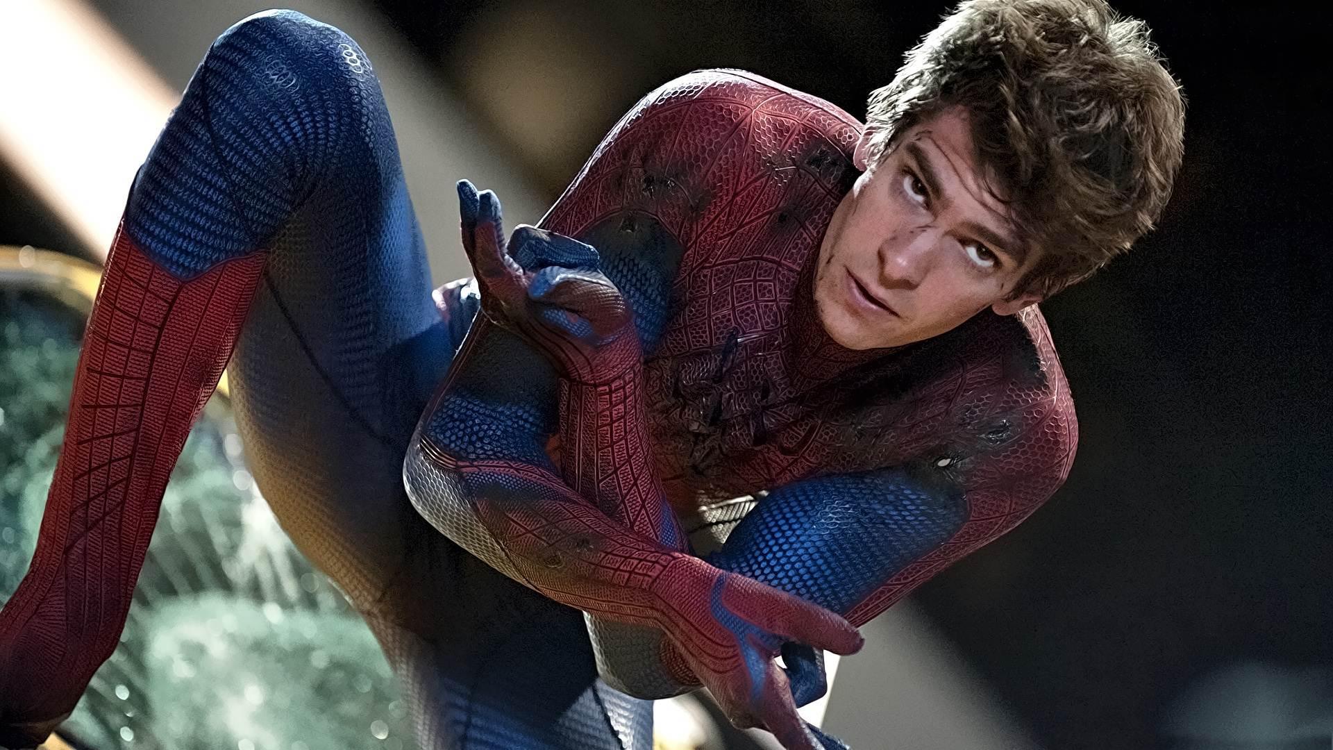СМИ: Эндрю Гарфилд сыграет Питера Паркера в «Человеке-пауке 3» 1