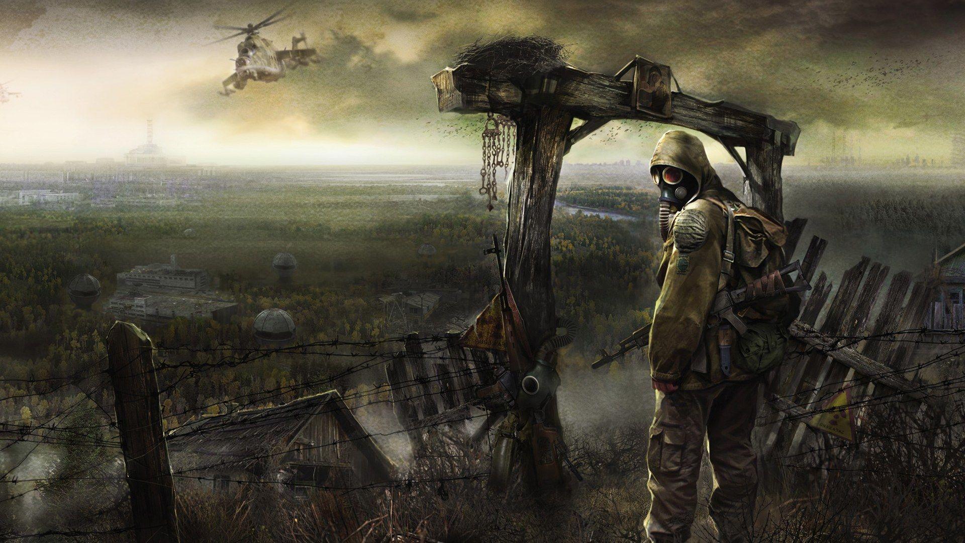 Один из сценаристов S.T.A.L.K.E.R. Сергей Иванов ушел из жизни 1