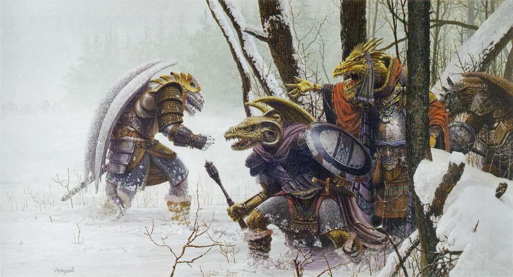 Создатели мира Dragonlance отозвали иск против Wizard of the Coast. Маргарет Уэйс призвала ждать новостей