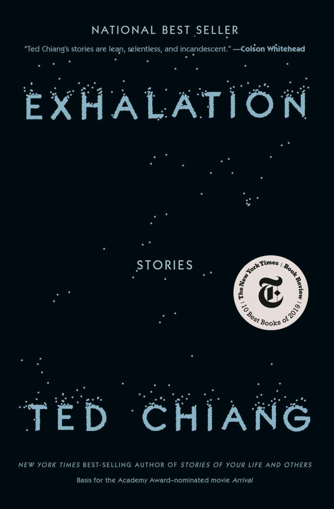 """Ted Chiang """"Exhalation"""""""