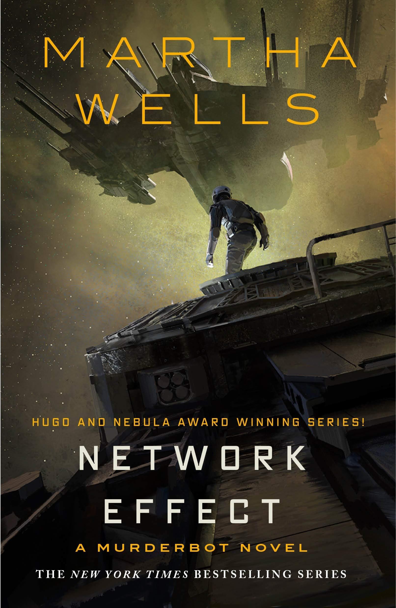 Что почитать: милитари-фантастика, сиквел «Билета водин конец» и роман проКиллербота 3