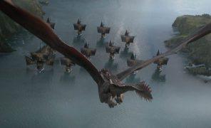HBO показал концепт-арты сериала-приквела«Игры престолов»