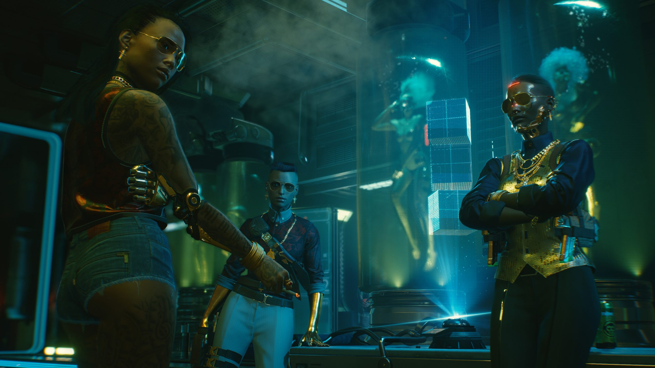 В Cyberpunk 2077 можно услышать Ивлееву, Поперечного и Гудкова