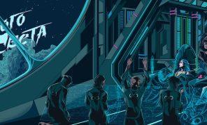 Группа Unreal окибер-опере «Ангелы звёздного света»