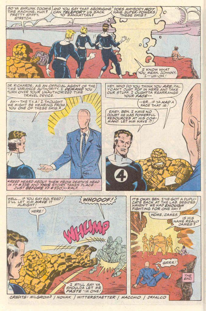 Полиция времени: всё о TVA из комиксов Marvel и сериала «Локи» 11