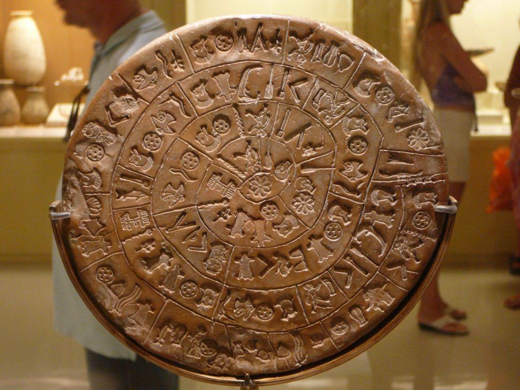 Нерасшифрованные тексты: загадки древних символов 14
