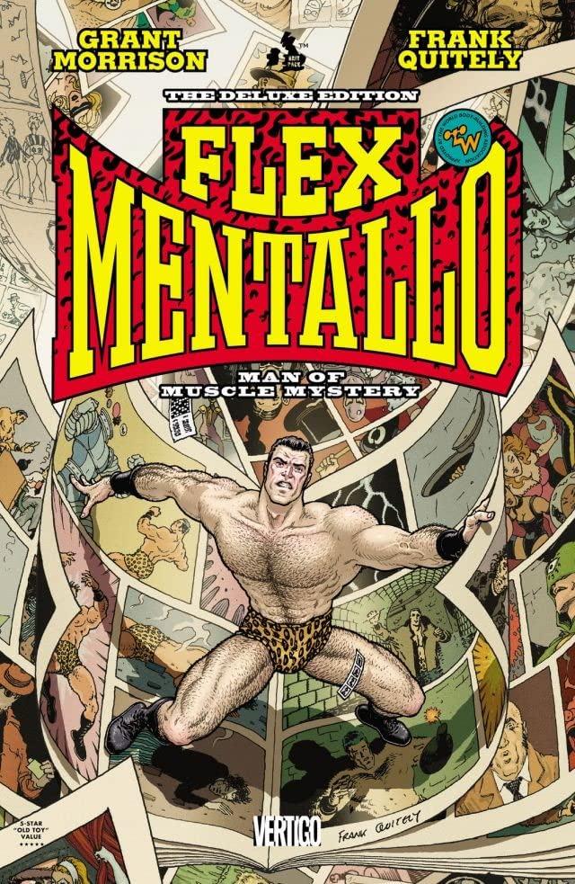 Что почитать у Гранта Моррисона? 5 комиксов на вечер 3