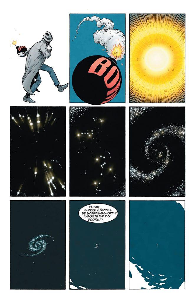 Что почитать у Гранта Моррисона? 5 комиксов на вечер 4