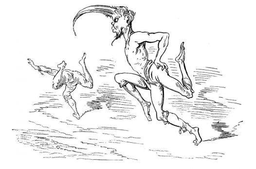 Как инопланетян представляли наши предки 4