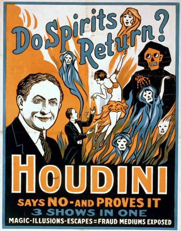 Спиритизм, уиджи, психография. Как вызывали духов в старину 4