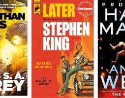 Фантастика и фэнтези-2021: книжные новинки за рубежом 3