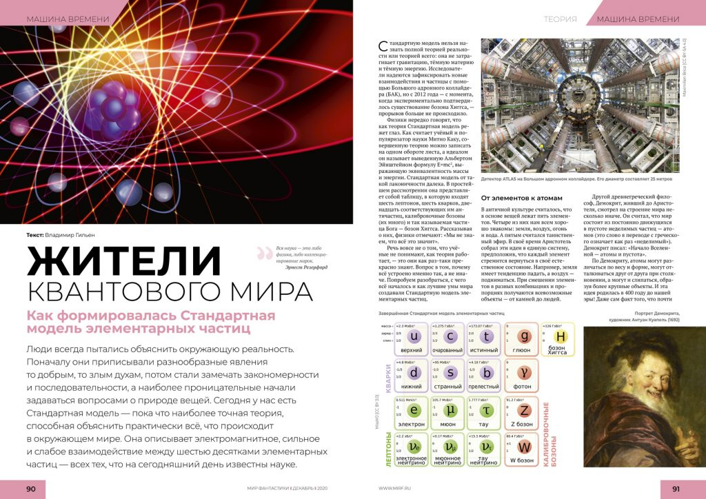Мир фантастики №205 (декабрь 2020) 6
