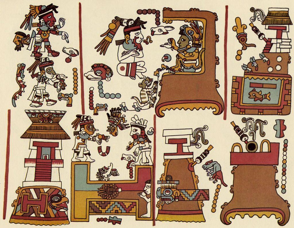 Нерасшифрованные тексты: загадки древних символов 8