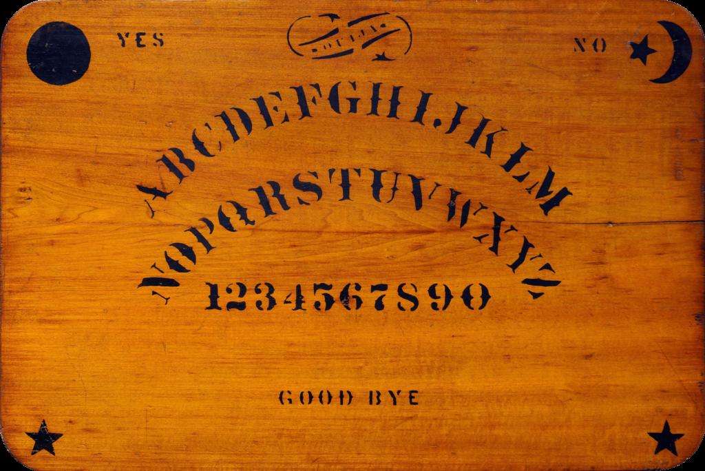 Спиритизм, уиджи, психография. Как вызывали духов в старину 14