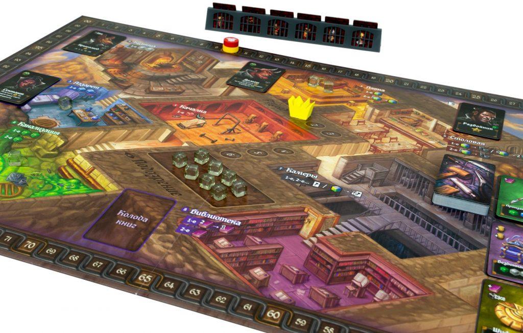 Настольная игра «Взаперти»: побег из фэнтези-тюрьмы 3