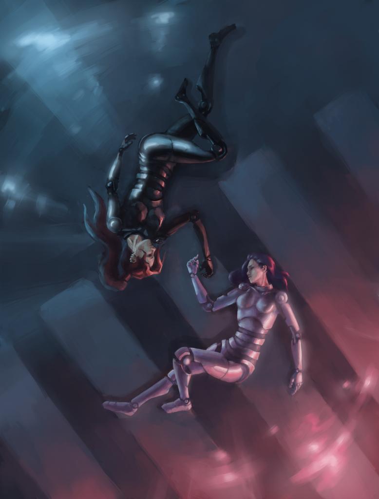 Группа Unreal о кибер-опере «Ангелы звёздного света» 21