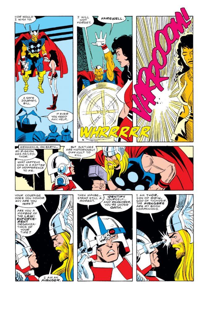 Полиция времени: всё о TVA из комиксов Marvel и сериала «Локи» 8