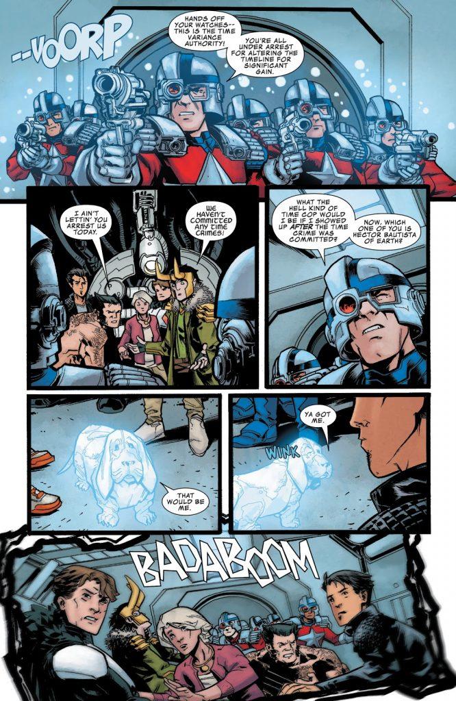 Полиция времени: всё о TVA из комиксов Marvel и сериала «Локи» 2