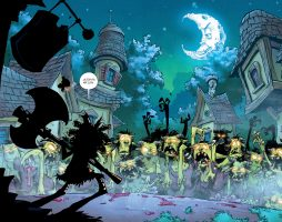 Главные комиксы и артбуки осени 2020: фантастика, фэнтези, мистика 11