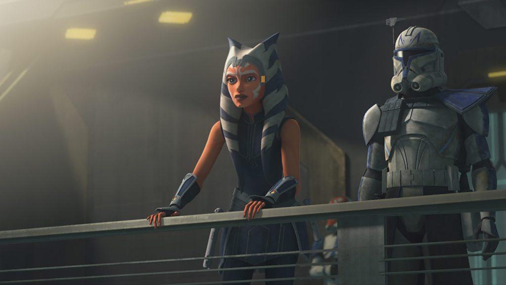 Кто такая Асока Тано и как она стала любимой героиней «Звёздных войн»? 8