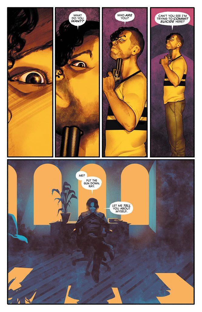 Что почитать у Гранта Моррисона? 5 комиксов на вечер 2