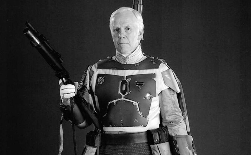 Умер Джереми Баллок, сыгравший Бобу Фетта воригинальной трилогии «Звёздных войн»