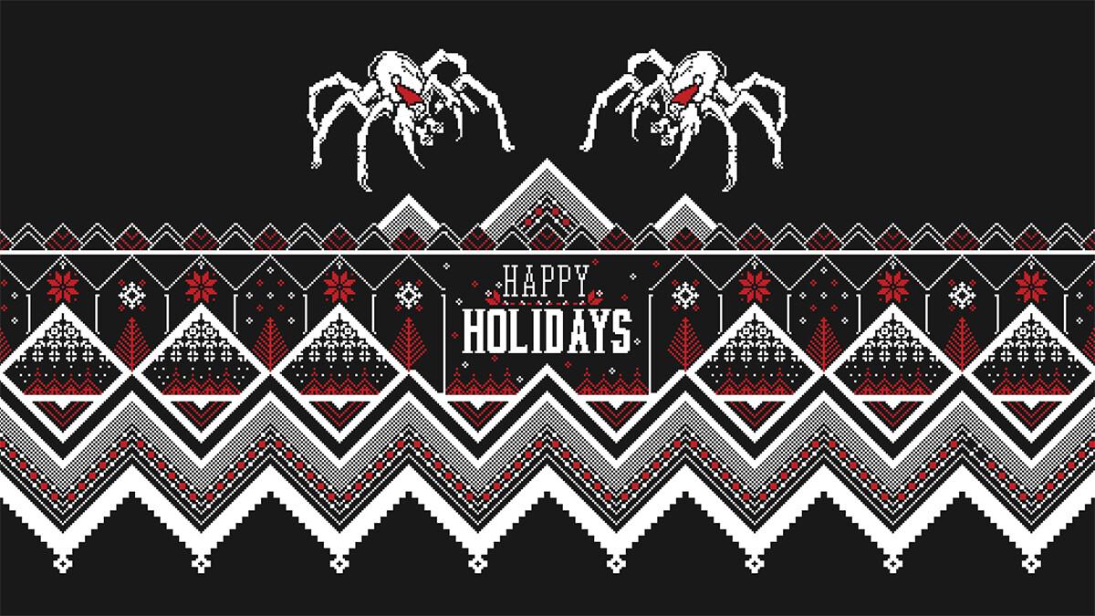 Разработчики поздравляют игроков с Рождеством — собрали праздничные открытки 12