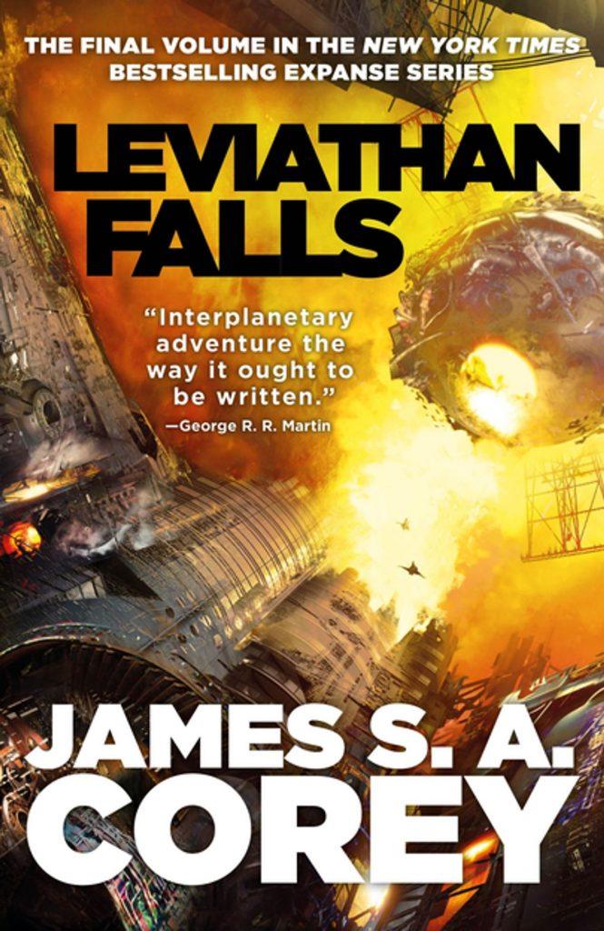 Фантастика и фэнтези-2021: книжные новинки за рубежом