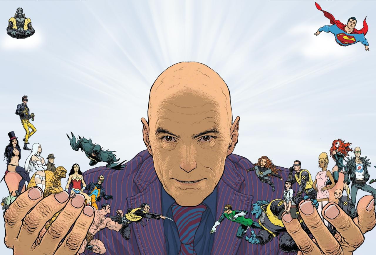 Что почитать у Гранта Моррисона? 5 комиксов на вечер 15