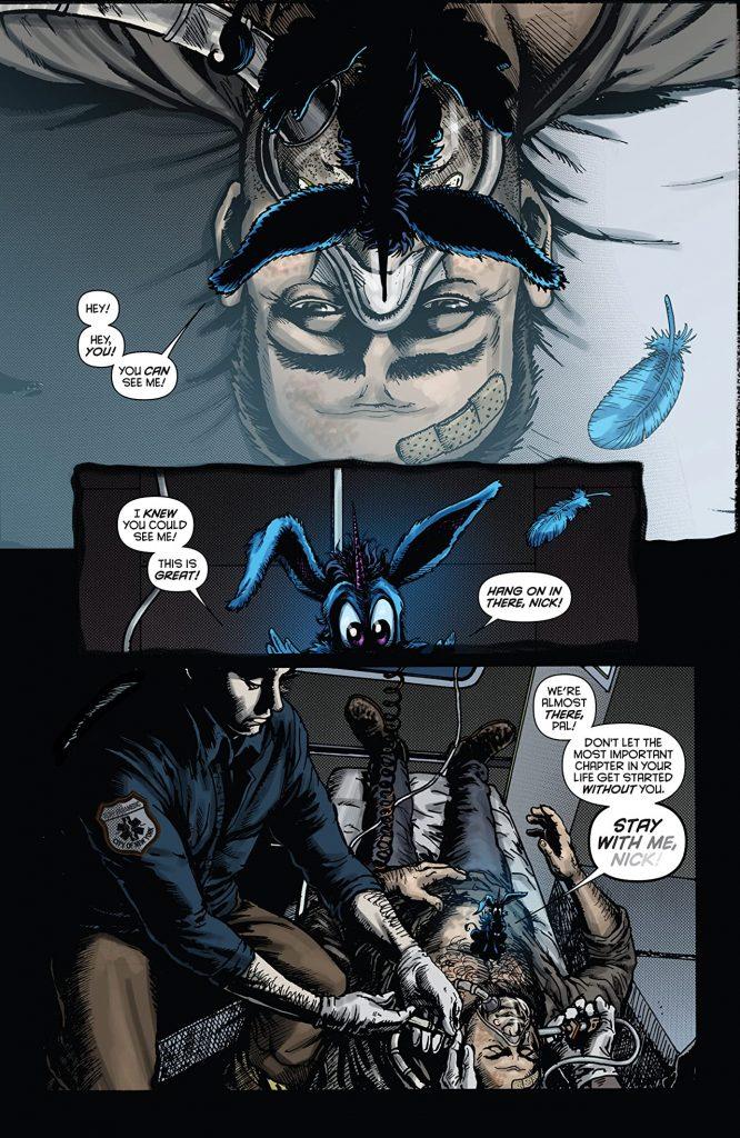 Что почитать у Гранта Моррисона? 5 комиксов на вечер 8