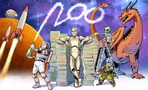 Есть пятая сверхцель! Все участники получают комикс обистории научной фантастики
