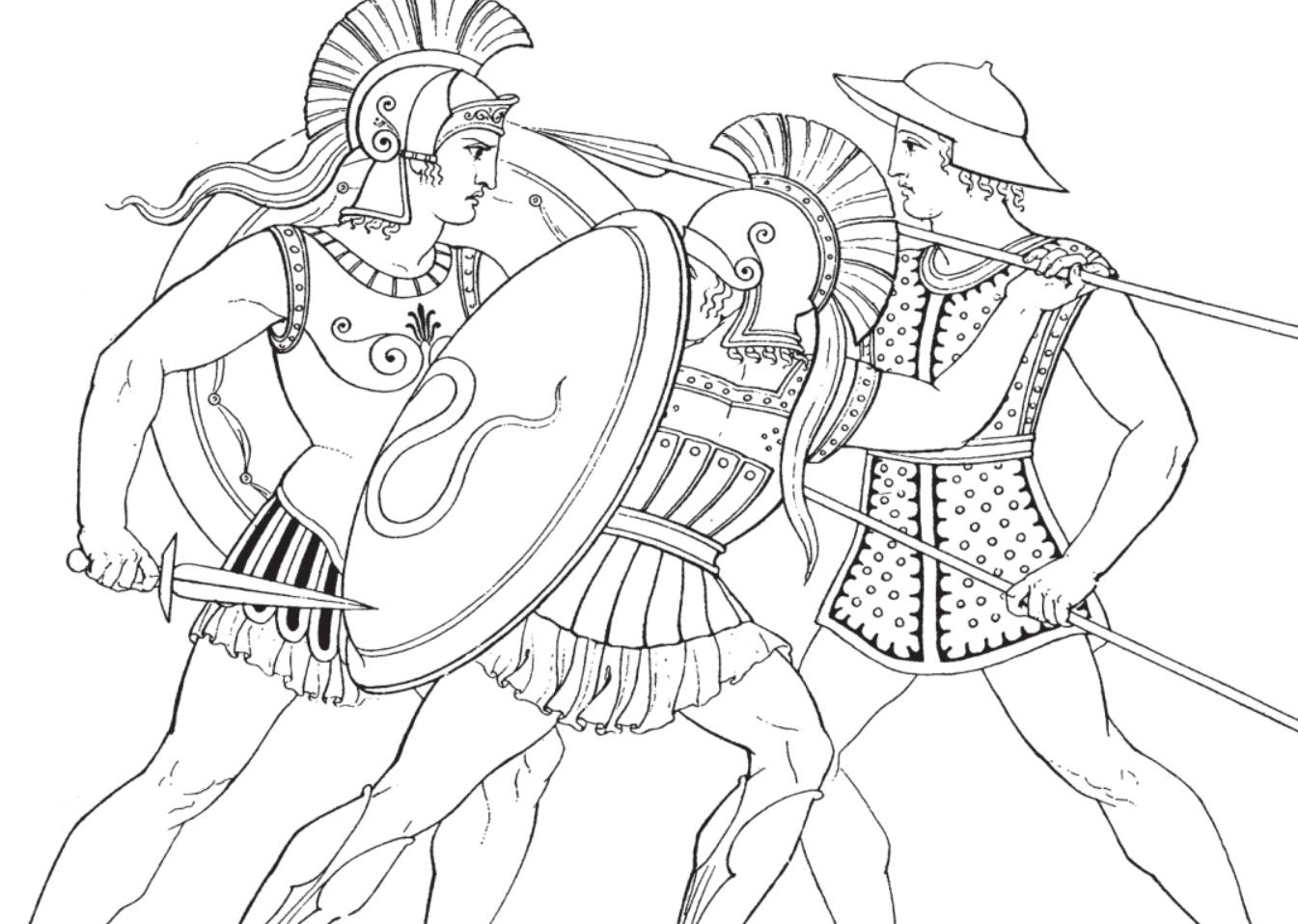 По следам Одиссея: обзор ролевой игры Agon 2