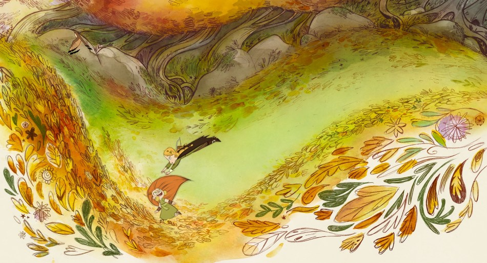Ирландский мультфильм «Легенда о волках»: лучший Disney, чем сам Disney 2