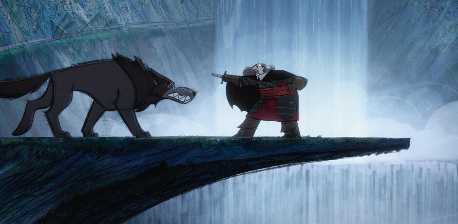Ирландский мультфильм «Легенда о волках»: лучший Disney, чем сам Disney 4